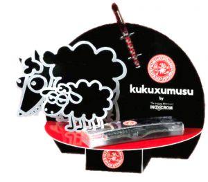 Комплект химикалка + писалка KUKUXUMUSU LUX