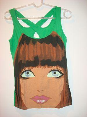 Блузка Birkin Green