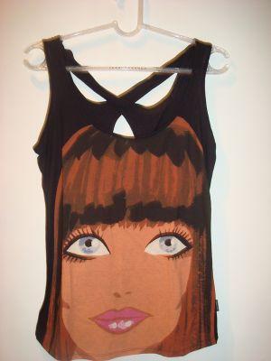 Блузка Birkin Black
