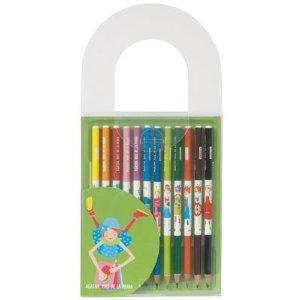 Цветни моливи Ahatha Ruiz de la Prada