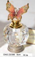"Стъкленица за парфюм ""Пеперуда"""